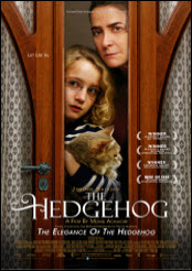 Hedgehog Poster SM